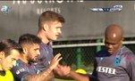 GOL | Trabzonspor 1-0 FK Partizani