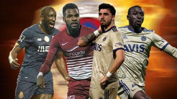 Fenerbahçe sezon sonu dağılıyor! Golcüler ve Ozan Tufan ayrılığı sonrası Boupendza ile Marega... #