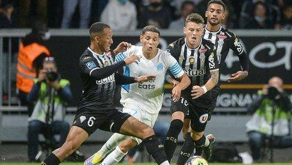 Angers Marsilya 0-0 (MAÇ SONUCU - ÖZET)