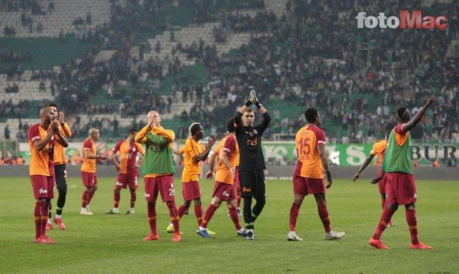 İşte Galatasaray'ın Kadıköy zaferinin primi!