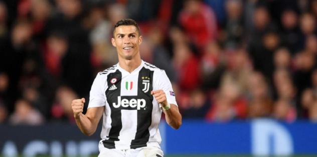 """Şampiyonlar Ligi'nin """"kralı"""" Ronaldo"""