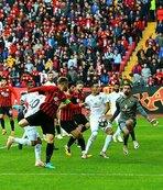 Eskişehirspor tek golle kazandı
