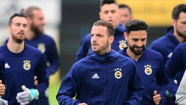 Fenerbahçe'nin eski futbolcusu Soldado corona virüsüne yakalandı