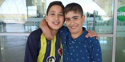 Fenerbahçe'den Siirtli çocuklara davet