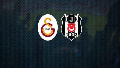Galatasaray - Beşiktaş maçı CANLI