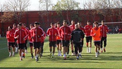Gençlerbirliği Kırşehir Belediyespor'a taktik çalıştı!