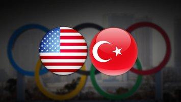 Türkiye-ABD maçı ne zaman, saat kaçta?