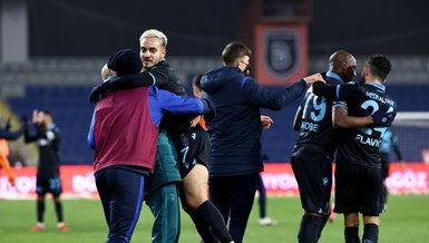 Trabzonspor beat Basaksehir, pursue title quest