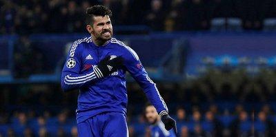 Atletico Madrid'den Diego Costa açıklaması