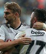 Beşiktaş cephesinden maç sonu yorumu! ''Gökhan ve Caner...''