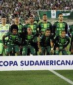 Chapecoense Güney Amerika şampiyonu