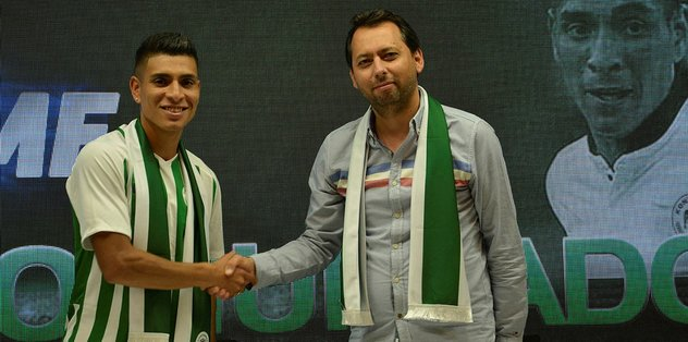 Konyaspor'da Paolo Hurtado 7 yok!