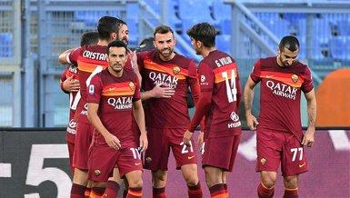Roma Parma: 3-0 (MAÇ SONUCU - ÖZET)