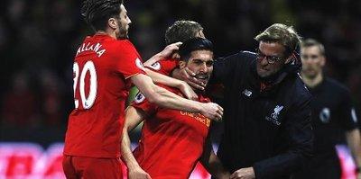 Liverpool, Emre Can'ın golüyle kazandı