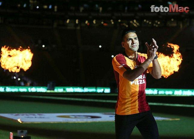 Galatasaray'ın transfer hedefini canlı yayında açıkladı!