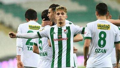 Son dakika spor haberi: Bursaspor'un yeni golcüsü Eren Güler
