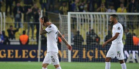 Akhisar Süper Lig'e veda etti
