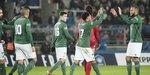 Türk işçilerin kurduğu futbol takımı Fransa Kupası'ndan elendi