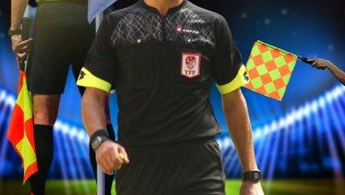 Son dakika spor haberi: Spor Toto Süper Lig'de 34. haftanın hakemleri belli oldu!