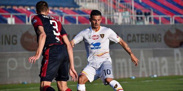 Cagliari 0-0 Lecce | MAÇ SONUCU - İtalya Serie A -