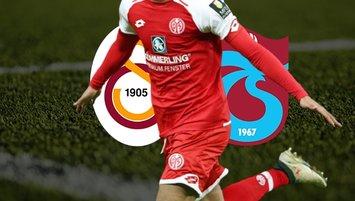 Erkan Zengin'e G.Saray ve Trabzonspor'u sordu! Transferde flaş gelişme