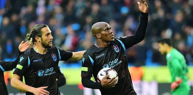 Trabzonspor pes etmiyor