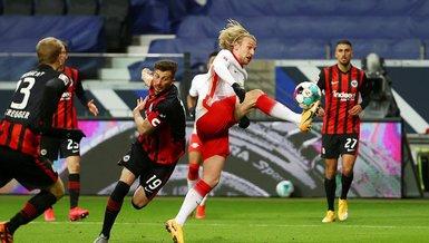 Eintracht Frankfurt Leipzig: 1-1 (MAÇ SONUCU - ÖZET)