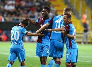 İşte Trabzonspor'un AEK maçı 11'i