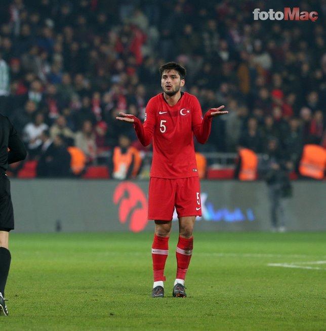 Okay Yokuşlu Galatasaray'a transfer olacak mı? Menajeri açıkladı