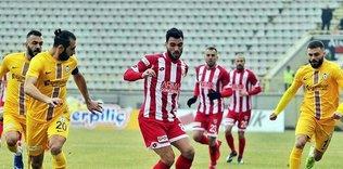 Afjet Afyonspor'da Giresunspor maçı hazırlıkları