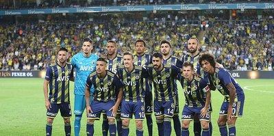 Fenerbahçe geçen sezona göre yükselişe geçti
