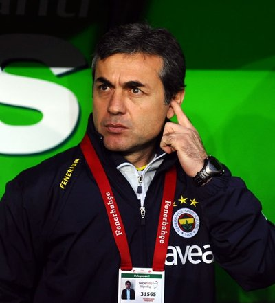 Fenerbahçe - Bursaspor (Spor Toto Süper Lig 27. hafta mücadelesi)