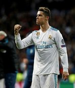 CR7, Real Madrid taraftarına veda etti
