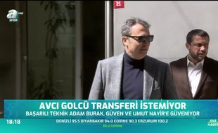 Abdullah Avcı golcü transferi istemiyor