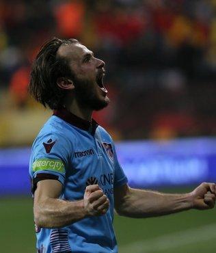 Trabzonspor Abdülkadir Parmak'ın sözleşmesini uzattı