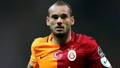Wesley Sneijder dönüyor! Kulüp yöneticisinden resmi açıklama geldi