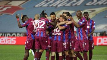 Trabzonspor Konya deplasmanında!