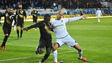 BB Erzurumspor 2-0 Osmanlıspor   MAÇ SONUCU