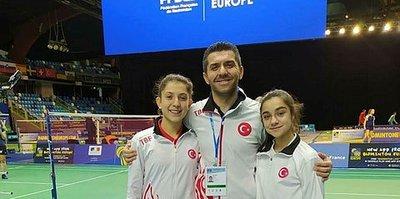 Milli Sporcular Badminton Şampiyonası'nda 3 madalya kazandı