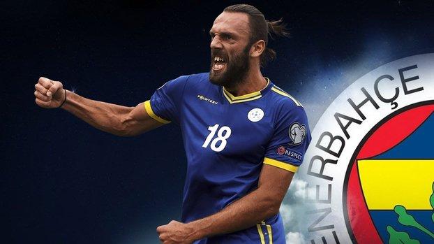 Fenerbahçe'de Vedat Muriqi sesleri! İşte açıklanacağı tarih... (FB spor haberi)