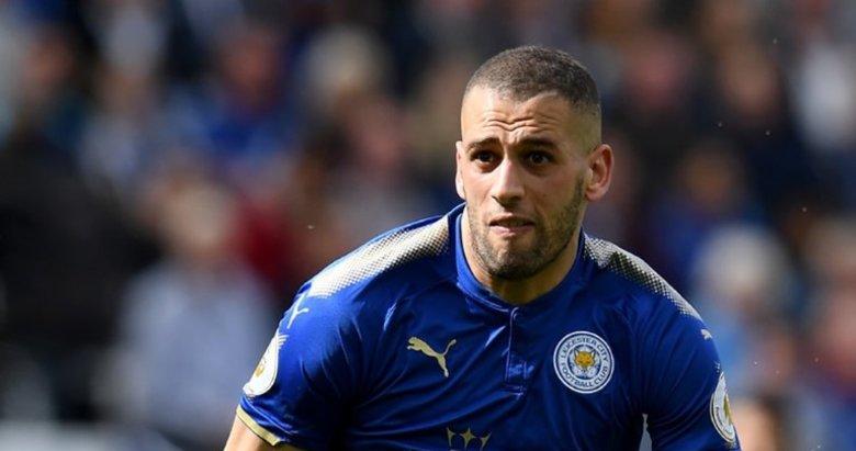 Fenerbahçe ve Beşiktaş'ın istediği İslam Slimani için Leicester City kararını verdi!