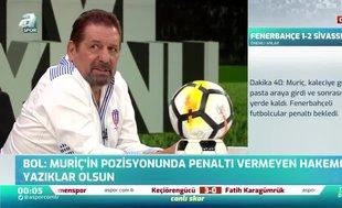 Muriqi'ye yapılan hareket penaltı mı? Erman Toroğlu açıkladı!