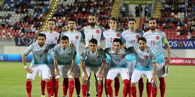 A Milli Takım'da 3 Fenerbahçeli