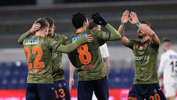 Başakşehir 5 golle turladı