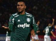 Beşiktaş'ta Negredo'nun yerine Palmeiras'tan Borja!