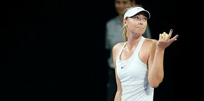 Sharapova Rusları kızdırdı!