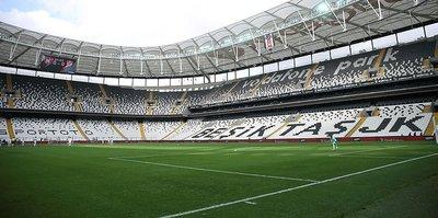 Beşiktaş, Vodafone Park'ta ilk galibiyeti arıyor!