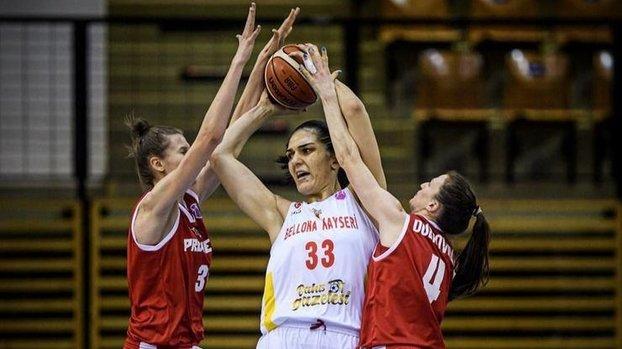 FIBA Kadınlar Avrupa Kupası'ndaki 3 maç Kayseri'de #