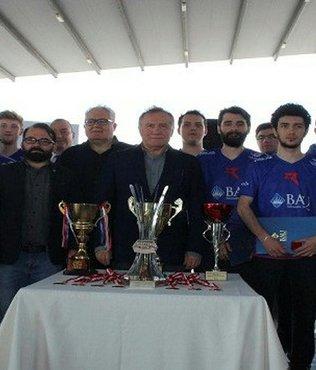 Espor Türkiye şampiyonu BAU oldu