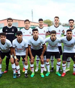 Genç Kartallar, Porto'ya kaybetti!